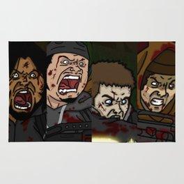 Survivors CU Rug