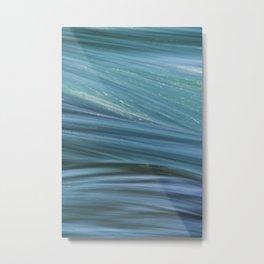 Whirlpool Rapids #7 Metal Print