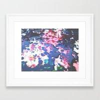 splatter Framed Art Prints featuring Splatter by Rose Designs