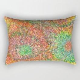 Play In Your Empty Garden Rectangular Pillow