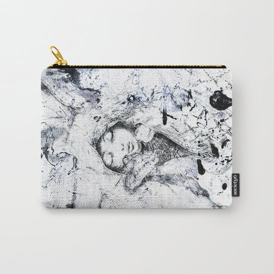 NO PAST, SO UNTITLED Carry-All Pouch