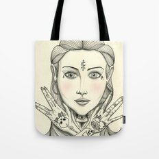the medium Tote Bag