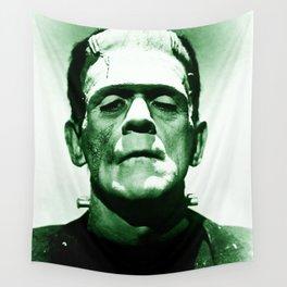 Frankenstein's Monster Wall Tapestry