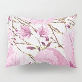 Big Magnolias Pillow Sham