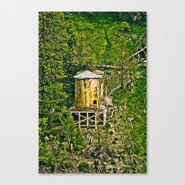 RETIRED  Canvas Print