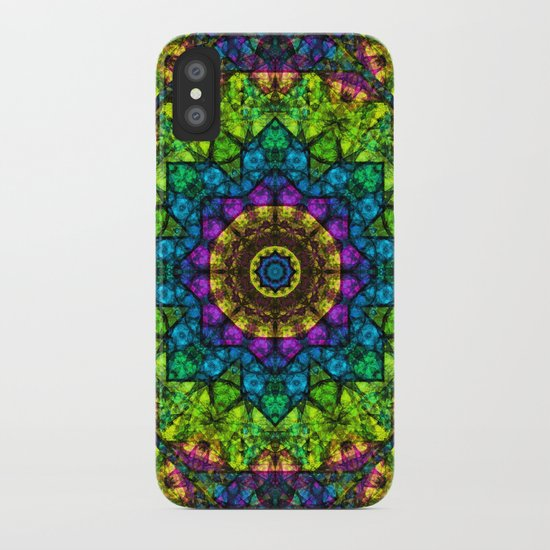 kaleidoscope Crystal Abstract G50 iPhone Case