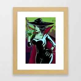 Cybersix Framed Art Print