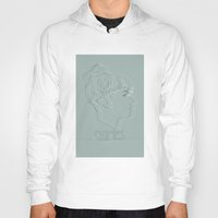 grimes Hoodies featuring GRIMES by chazstity