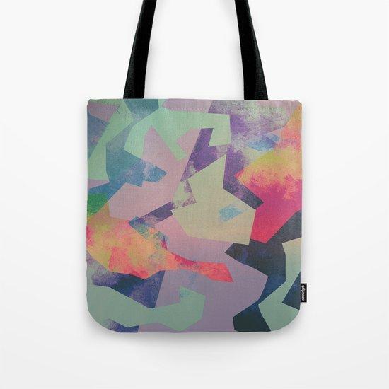 Camouflage XXXI Tote Bag