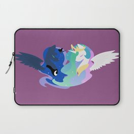 Princesses of Day and Night Laptop Sleeve