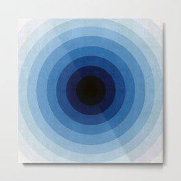 Chromatic circle VIII Metal Print