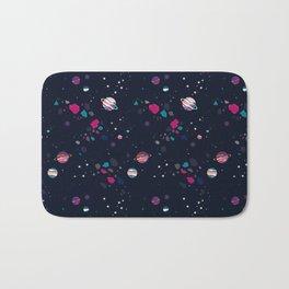 Gem Galaxy Bath Mat
