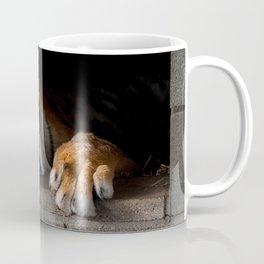 Cincinnati in His Den Coffee Mug