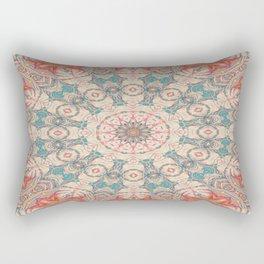 Jungle Kaleidoscope 3 Rectangular Pillow