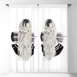 Blondie #3 Blackout Curtain