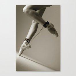 Bondage Ballet No.4 Canvas Print