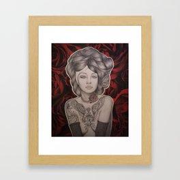Gogo Final Framed Art Print