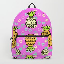Playful Pineapples Backpack