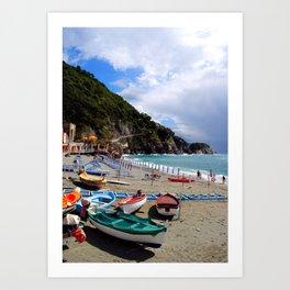 Cinque Terre, Monterosso Art Print