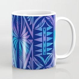 Tapa/Siapo Polynesian bark cloth art (Samoan) Coffee Mug