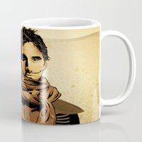 dune Mugs featuring DUNE by Storm Media