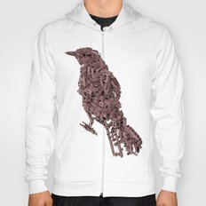 Red Bird Machine City Hoody