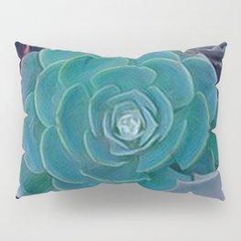 Succulents 2 Pillow Sham