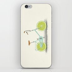Acid (Blue) iPhone & iPod Skin