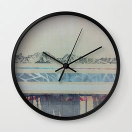 'Unwavering, yet always changing.' Wall Clock