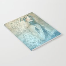 I must be a mermaid Notebook