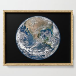 Earth Serving Tray