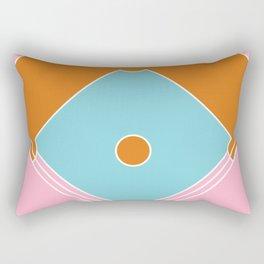 Court / Baseball Rectangular Pillow