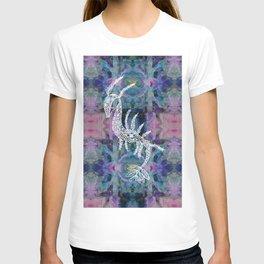 Frankie Floral Leafy Sea Dragon T-shirt