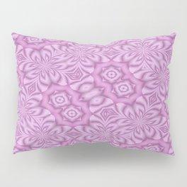 Pretty Pink In My Garden Pillow Sham