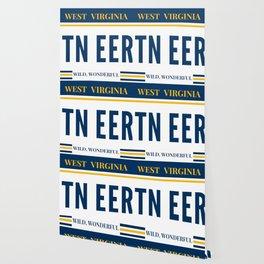 West Virginia License Plate Wallpaper