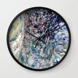 movimiento espiral no.4/ spiral movement no.4 Wall Clock