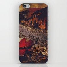 Finale - Cello and Bones iPhone & iPod Skin