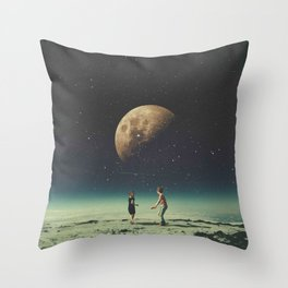 Uncontrol Throw Pillow