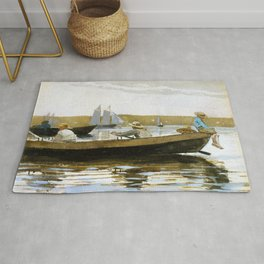Boys In A Dory - Digital Remastered Edition Rug