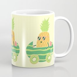 Summer Drive Coffee Mug