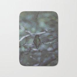Hummingbird Love Bath Mat