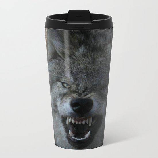 Malicious Intent Metal Travel Mug