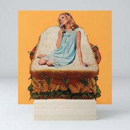 Sandwich Artist Mini Art Print