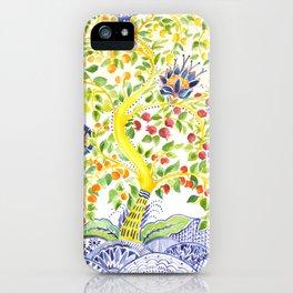 Fruit Tree of Life iPhone Case