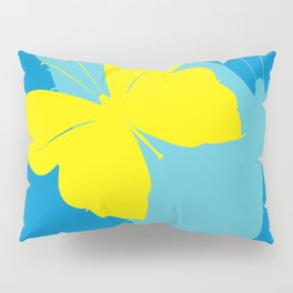 Butterfly design Pillow Sham