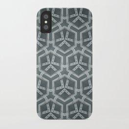 Kaleidoscope 006 iPhone Case