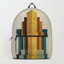 Art Deco Backpack