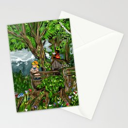 Little Explorers Stationery Cards