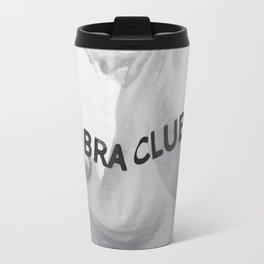 No Bra Club Travel Mug