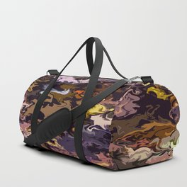 Love with autumn flavor Duffle Bag